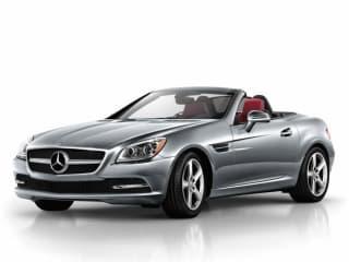 2016 Mercedes-Benz SLK SLK 350