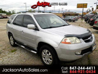 2003 Acura MDX Touring w/Navi w/RES