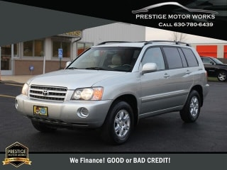 2003 Toyota Highlander Limited