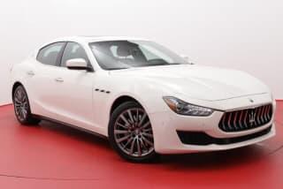 2020 Maserati Ghibli SQ4