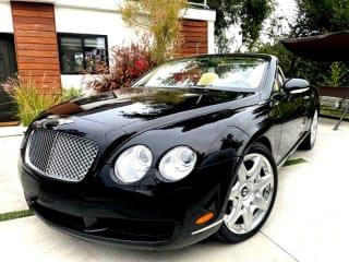 2008 Bentley Continental GTC GT