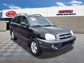 2006 Hyundai Santa Fe GLS