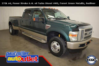 2010 Ford F-350 Super Duty King Ranch