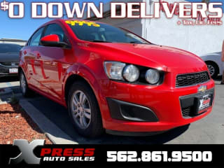 2014 Chevrolet Sonic LT Auto