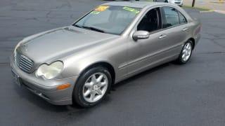2004 Mercedes-Benz C-Class C 320 4MATIC