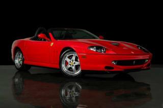2001 Ferrari 550