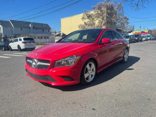 2015 Mercedes-Benz CLA CLA 250 4MATIC