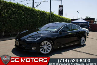 2020 Tesla Model S Long Range Plus