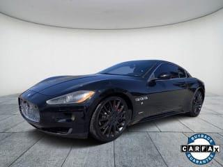 2012 Maserati GranTurismo