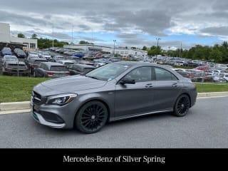 2017 Mercedes-Benz CLA CLA 250 4MATIC