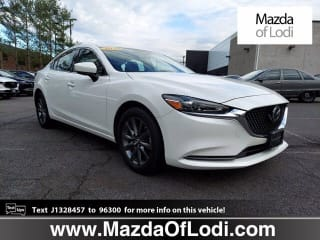 2018 Mazda Mazda6 Sport