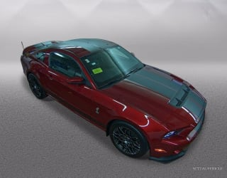 2014 Ford Shelby GT500 Base
