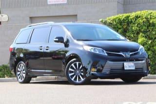 2019 Toyota Sienna Limited Premium 7-Passenger