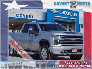 2021 Chevrolet Silverado 2500HD High Country