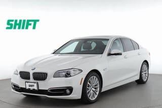 2014 BMW 5 Series ActiveHybrid 5
