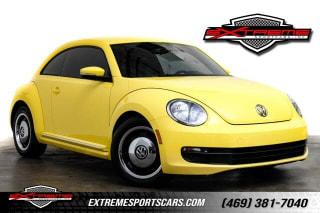 2012 Volkswagen Beetle