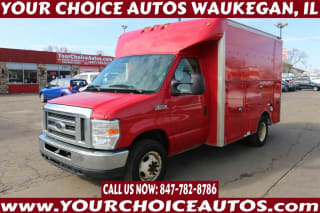 2012 Ford E-150 E 350 SD 2dr Commercial/Cutaway/Chassis 138 176 in. WB