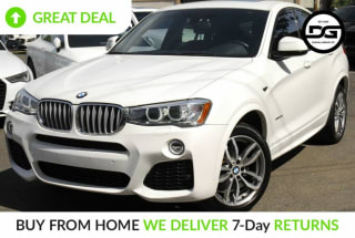 2018 BMW X4 xDrive28i