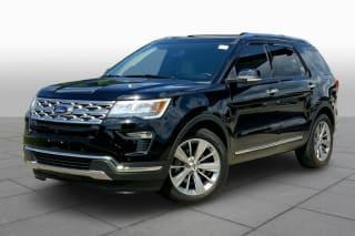 2018 Ford Explorer Limited