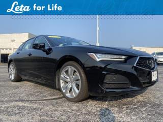 2021 Acura TLX SH-AWD w/Tech