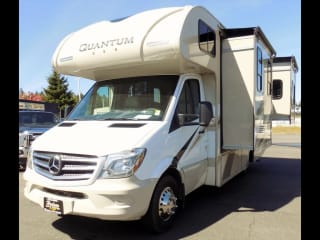 2018 Mercedes-Benz Sprinter Cab Chassis 3500XD