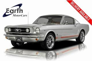 1965 Ford Mustang Fastback - Restomod