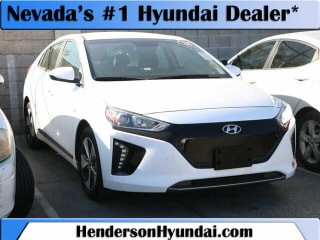 2018 Hyundai Ioniq Electric Base