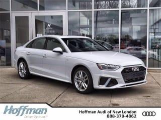 2020 Audi A4 2.0T quattro Premium Plus