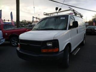 2010 Chevrolet Express Cargo 2500