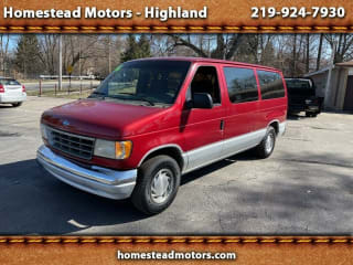 1996 Ford E-150 Chateau