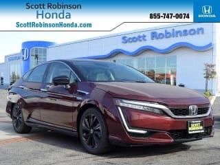 2020 Honda Clarity Fuel Cell