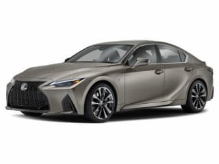 2021 Lexus IS 350