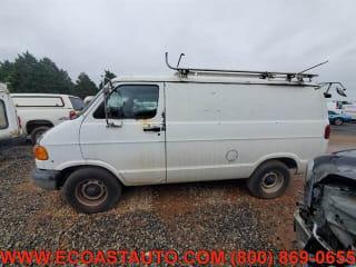 2001 Dodge Ram Cargo 1500
