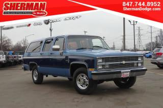 1984 Chevrolet Suburban C20