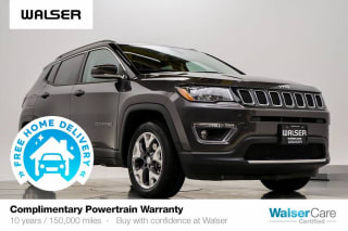 2020 Jeep Compass Limited