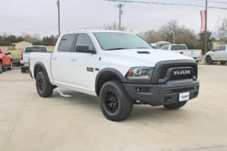 2018 Ram Pickup 1500 Rebel