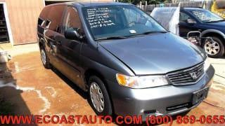 2000 Honda Odyssey LX