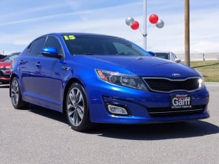 2015 Kia Optima SX Turbo