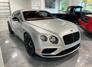 2016 Bentley Continental GT V8 S GT V8 S