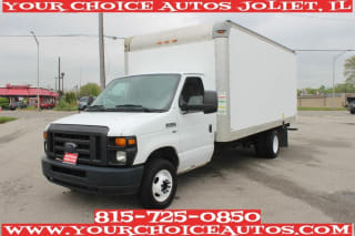 2013 Ford E-150 E 350 SD 2dr Commercial/Cutaway/Chassis 138 176 in. WB