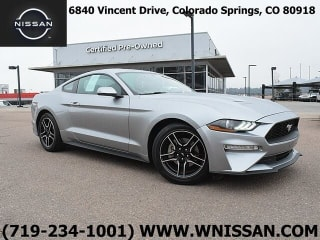 2020 Ford Mustang EcoBoost