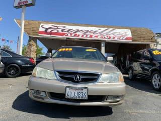 2002 Acura TL 3.2