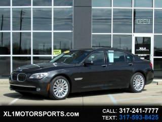 2010 BMW 7 Series