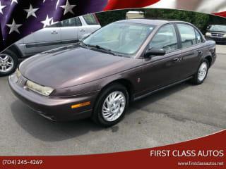 1999 Saturn S-Series SL2