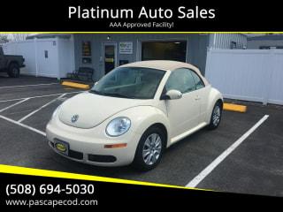 2010 Volkswagen New Beetle Base PZEV