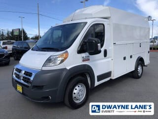 2017 Ram ProMaster Cutaway Chassis