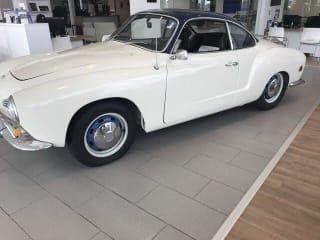 1968 Volkswagen Karmann Ghia