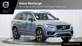2020 Volvo XC90 T8 eAWD R-Design