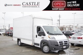 2018 Ram ProMaster Cutaway Chassis