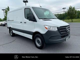 2019 Mercedes-Benz Sprinter Cargo 1500
